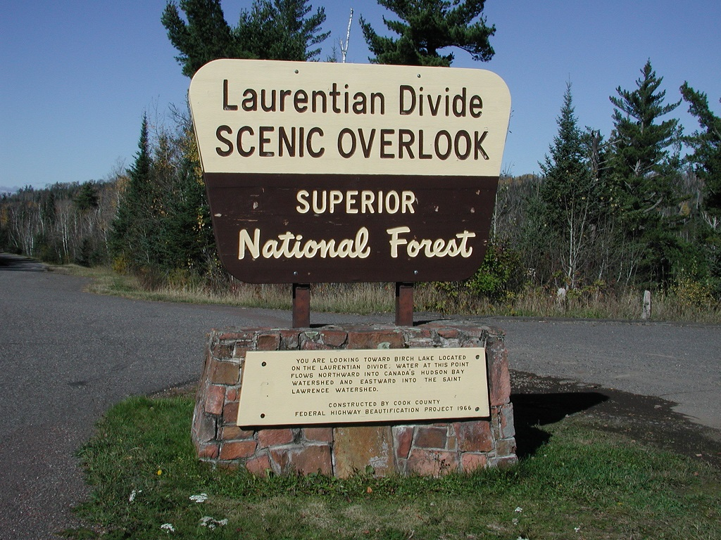Laurentian_Divide