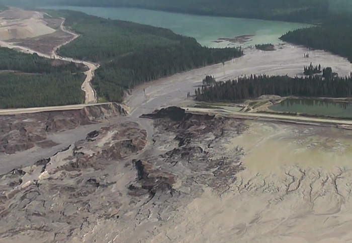 Mount Polley Mine Disaster